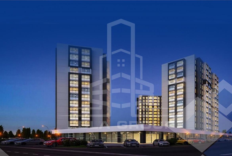 شقة سكنية للبيع في بورصة